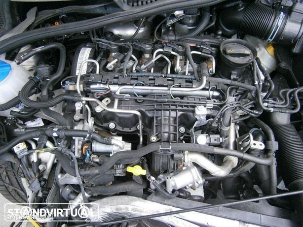 Motor Seat Ibiza 1.9 Tdi