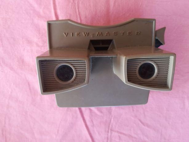 View Master 3D castanha