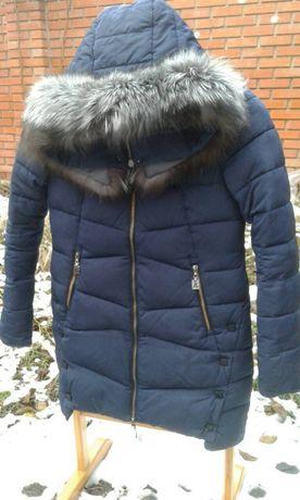 Пальто на холлафайбере