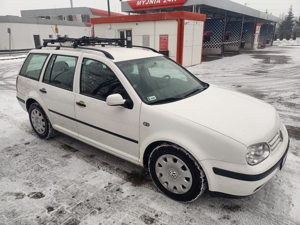 Volkswagen Golf IV benzyna rok 99 w rewelacyjnym stanie