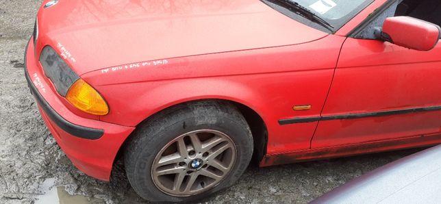 BŁOTNIK Lewy Przedni Przód BMW 3 E46 99r-05r 314/3
