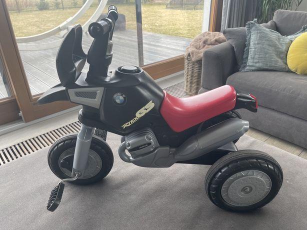 Jeździk motor BMW
