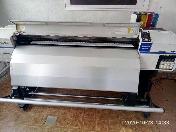 СРОЧНО!!! Экосольвентный принтер Epson S30600