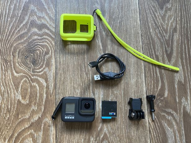 Продам экшн камеру GoPro 8 Black