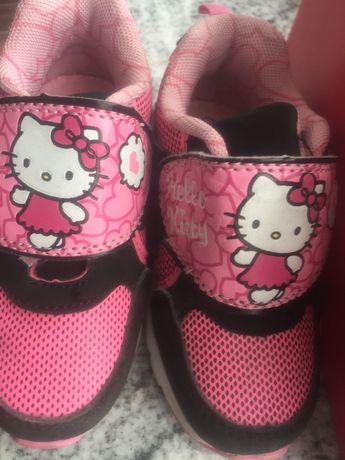 Buty,buciki Hello Kitty rozmiar 25