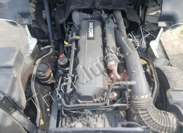 Двигун мотор двигатель daf xf 106 MX13 340 H1 460л.с euro 6 даф 2014р