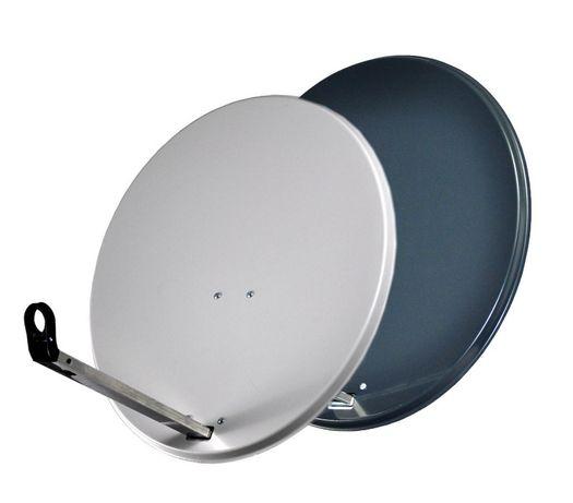 Antena satelitarna montaż ustawianie NOWA 85cm HD SKLEP BYCHAWA SERWIS
