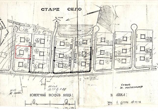 Продам земельну ділянку під забудову в Старому Селі