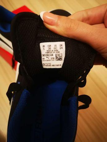 Oddam buty dla chłopca za 2 paczki pampersów premium care 2