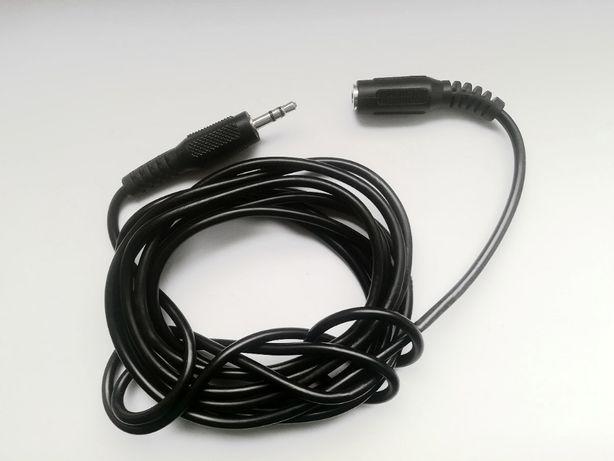kabel przedłużacz Jack 3.5 mm Gniazdo - Jack 3.5 mm Wtyk 250cm
