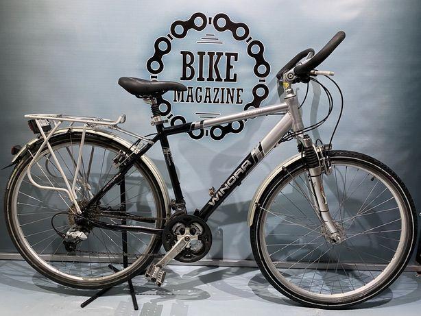 Winora алюмінієвий велосипед гідравліка 28 колеса Shimano Deore Magura