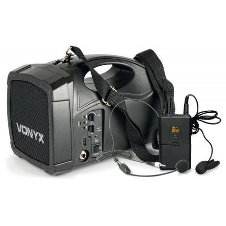 MOBILNY zestaw nagłośnienia Vonyx ST-012 BLUETOOTH