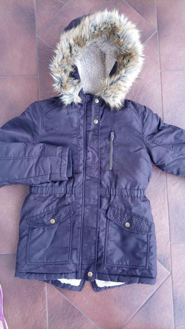 Nutmeg kurtka zimowa, kurteczka 11-12 lat. 146 cm