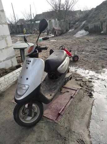 Продам скутер Ямаха джог