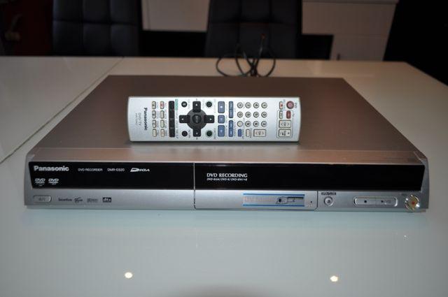 Nagrywarka DVD - PANASONIC DMR-ES20 - 100% sprawna .