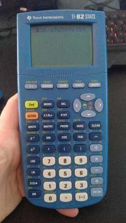 Calculadora gráfica TI 82 Stats
