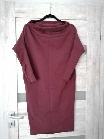 3 sukienki oversize