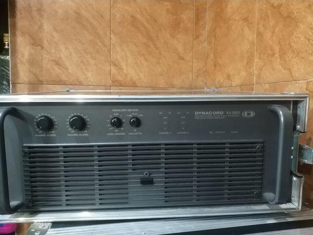 Dynacord xa2600 końcówka mocy systemowa.