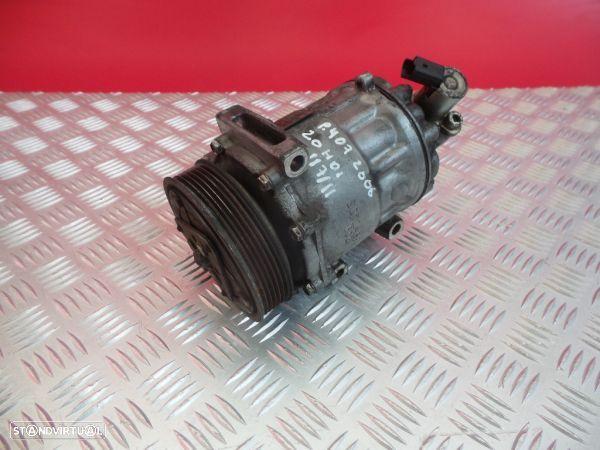 Compressor Do Ar Condicionado Peugeot 407 Sw (6E_)