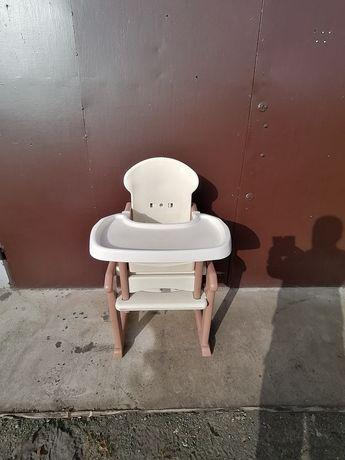 Fotelik-krzesełko do karmienia dziecka