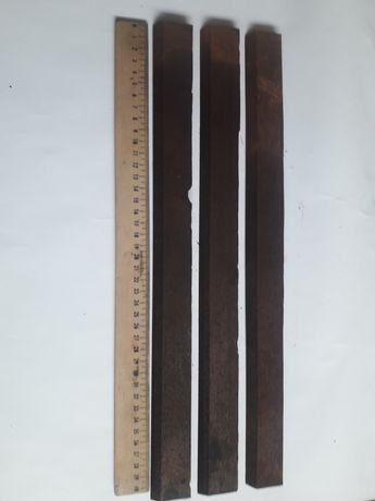 Ножи для фуганка (станок).3 шт