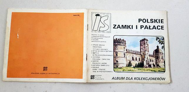 Polskie Zamki i Pałace Album dla Kolekcjonerów IS #14