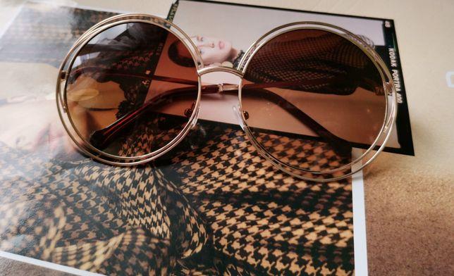 Okulary przeciwsłoneczne koła, muchy