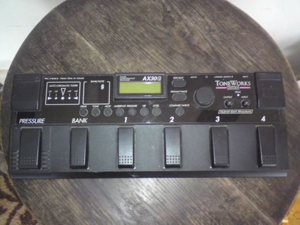KORG TONE WORKS AX30G przester multi efekt do gitary kostka super stan