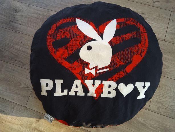 Duża poduszka Playboy kupiona w Niemczech