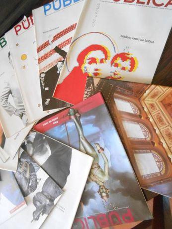 Revistas PUBLICA antigas