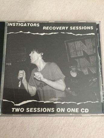 Instigators .recovery seasions . apatia agnostic front  hard core punk