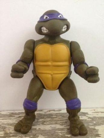 Teenage Mutant Ninja Turtles (Tartarugas Ninja) Playmate Donatello 33c