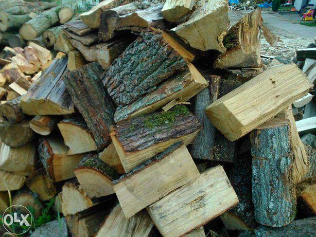 Drewno kominkowe
