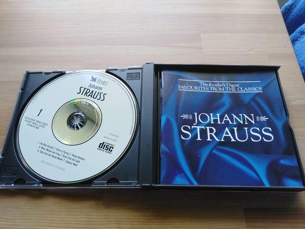 Strauss kolekcja 3 CD