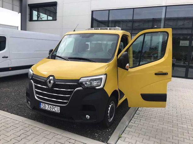 Autolaweta Pomoc Drogowa Renault Master 180KM 2021 laweta