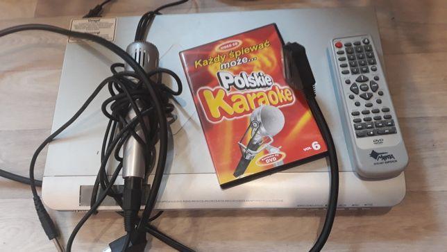 DVD z karaoke