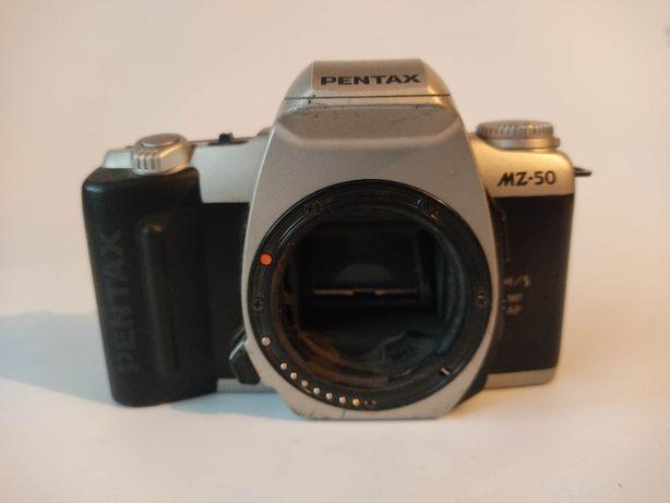плёночный зеркальный фотоаппарат PENTAX MZ-50