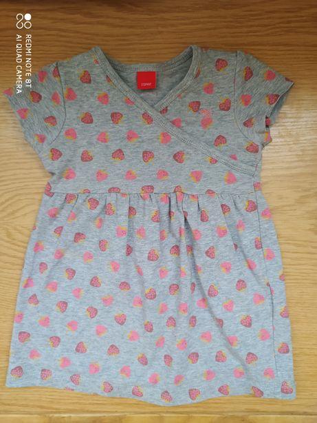 Сукня для дівчинки 9 місяців. Платье.