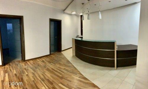 Komfortowe Biuro z prywatnym ogrodem na tarasie