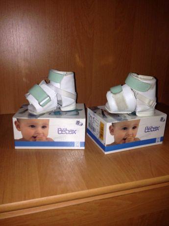 Buty ortopedyczne firmy Bebax rozmiar 10.5