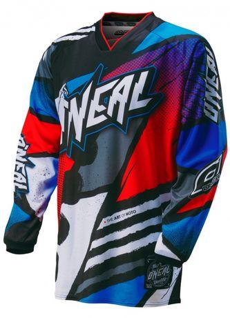 Camisola motocross Enduro quad O'Neal tamanho M