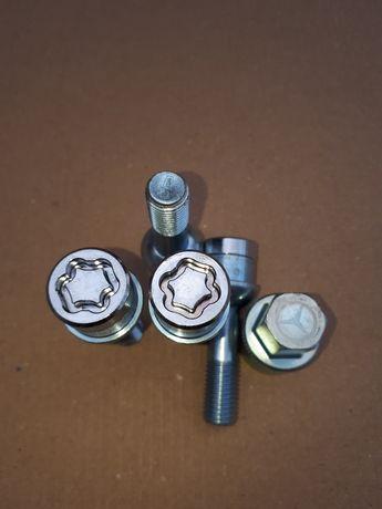 Болты блокировки колес для легкосплавных дисков МЕРСЕДЕС