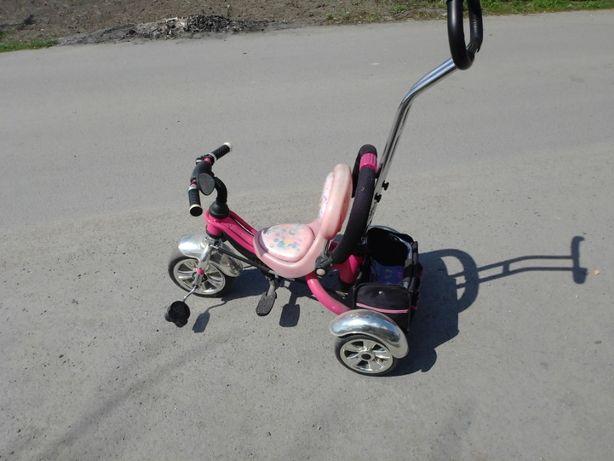 продам дитячий велосипед з материнкою
