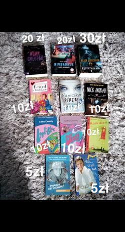 Książki młodzieżowe