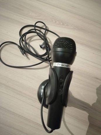 Mikrofon TRACER STUDIO +statyw karaoke