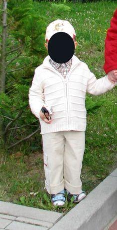 !Tanio - Spodnie 110-116 cm 4-6 lat PRODUKT POLSKI - JAK NOWE