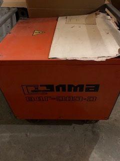 Полуавтомат сварочный типа СЭЛМА ВДГ 303-3 УЗ Сделано в Украине