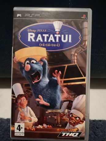 Ratatui - Jogo PSP