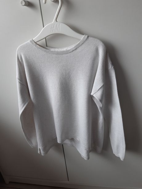 Sweterek ZARA oversize r. 116