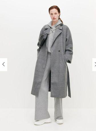 Пальто reserved  с поясом